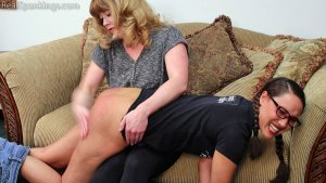 Real Spankings - Ambriel: Spanked Hard By Miss Betty (part 1 Of 2) - image 7