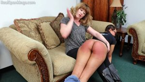 Real Spankings - Ambriel: Spanked Hard By Miss Betty (part 1 Of 2) - image 3