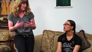 Real Spankings - Ambriel: Spanked Hard By Miss Betty (part 1 Of 2) - image 5