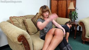 Real Spankings - Ambriel: Spanked Hard By Miss Betty (part 1 Of 2) - image 9