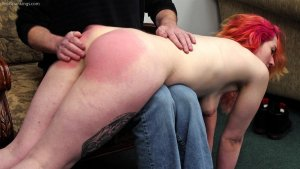 Real Spankings - Michelle S. Punishment Profile - image 9