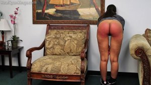 Real Spankings - An Embarrassing Spanking For Ambriel - image 3