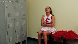 Real Spankings - Cheerleader Punishment: Ambriel - image 5