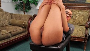 Real Spankings - An Embarrassing Spanking For Ambriel - image 7