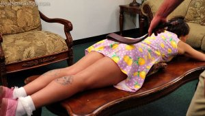 Real Spankings - Spanked For Cigarettes (part 1 Of 2) - image 6