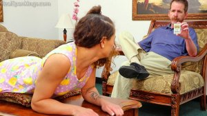 Real Spankings - Spanked For Cigarettes (part 1 Of 2) - image 9