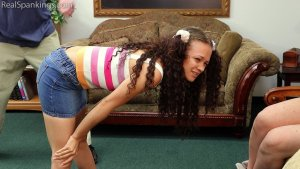 Real Spankings - Waiting For A Whoopin' (part 2) - image 2