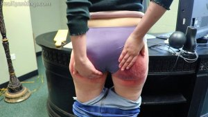Real Spankings - Paddled For Profanity - image 4