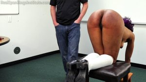 Real Spankings Institute - Cupcake: Punished By Miss Betty And The Dean (part 2 Of 3) - image 6