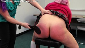 Real Spankings Institute - Stella: Spanked By The Dean & Miss Betty (part 2 Of 2) - image 2
