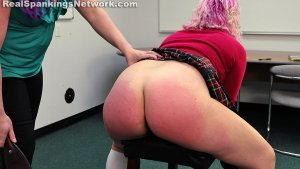 Real Spankings Institute - Stella: Spanked By The Dean & Miss Betty (part 2 Of 2) - image 9