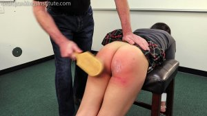 Real Spankings Institute - Peaches' Bad Day At The Institute (part 3 Of 3) - image 8