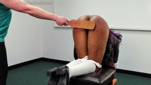 Real Spankings Institute - Cupcake: Punished By Miss Betty And The Dean (part 2 Of 3) - image 8