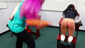 Real Spankings Institute - Spanked Together (part 2 Of 4) - image 9