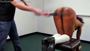 Real Spankings Institute - Cupcake: Punished By Miss Betty And The Dean (part 2 Of 3) - image 5