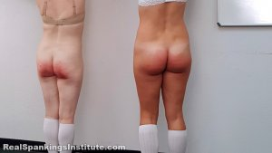Real Spankings Institute - Maddy & Kyra: Punished By Betty And The Dean (part 2) - image 5