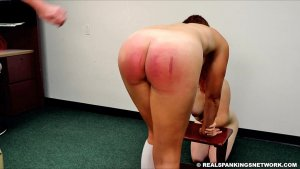 Real Spankings Institute - Maddy & Kyra: Punished By Betty And The Dean (part 3) - image 9