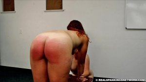 Real Spankings Institute - Maddy & Kyra: Punished By Betty And The Dean (part 3) - image 2