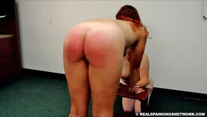 Real Spankings Institute - Maddy & Kyra: Punished By Betty And The Dean (part 3) - image 10