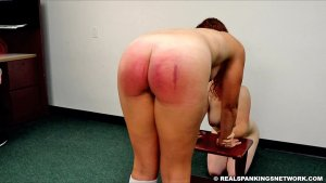 Real Spankings Institute - Maddy & Kyra: Punished By Betty And The Dean (part 3) - image 18