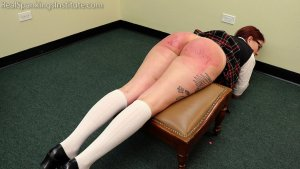 Real Spankings Institute - Supervised Study Time With The Dean (part 2) - image 7