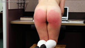 Real Spankings Institute - Kaylee: Punished By The Dean (part 1 Of 2) - image 7