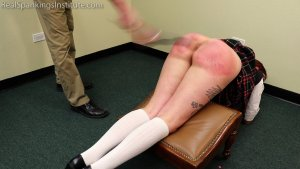 Real Spankings Institute - Supervised Study Time With The Dean (part 2) - image 8