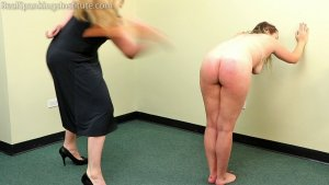 Real Spankings Institute - Kaylee's Introduction To The Institute - image 10