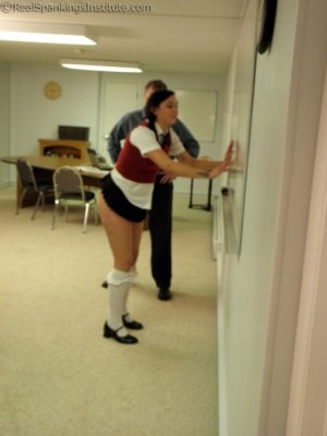 Real Spankings Institute - Study Hall Spankings (part 1 Of 2) - image 1