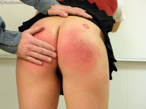 Real Spankings Institute - Study Hall Spankings (part 1 Of 2) - image 5