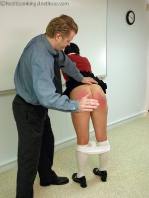 Real Spankings Institute - Study Hall Spankings (part 1 Of 2) - image 13