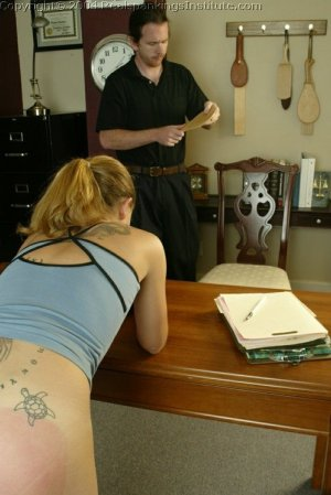 Real Spankings Institute - Jennifer's Quarterly Review - image 3