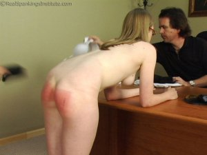 Real Spankings Institute - Ivy's Arrival To The Institute - image 17