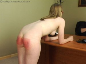 Real Spankings Institute - Ivy's Arrival To The Institute - image 12