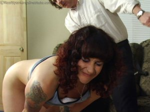 Real Spankings Institute - Jasmine Is Punished For Improper Uniform (part 1 Of 2) - image 1