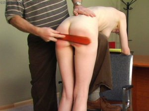 Real Spankings Institute - Lila: Meet The Robospanker (part 2 Of 2) - image 7