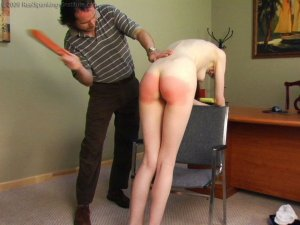 Real Spankings Institute - Lila: Meet The Robospanker (part 2 Of 2) - image 11