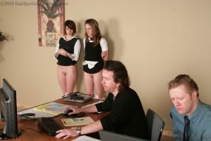 Real Spankings Institute - Monica And Jade's Bad Day (part 1 Of 4) - image 2