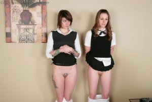 Real Spankings Institute - Monica And Jade's Bad Day (part 1 Of 4) - image 14