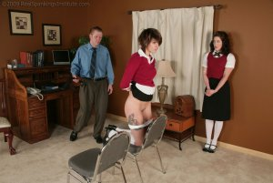 Real Spankings Institute - Betty And Jade Caught Smoking (part 3 Of 3) - image 6