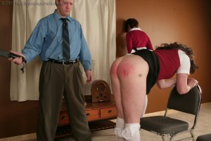 Real Spankings Institute - Betty And Jade Caught Smoking (part 3 Of 3) - image 5