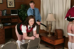 Real Spankings Institute - Betty And Jade Caught Smoking (part 3 Of 3) - image 11
