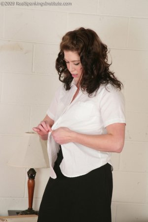 Real Spankings Institute - Betty And Jade Punished For Causing Trouble (part 1 Of 2) - image 7