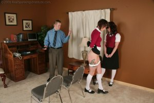 Real Spankings Institute - Betty And Jade Caught Smoking (part 3 Of 3) - image 10