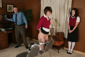 Real Spankings Institute - Betty And Jade Caught Smoking (part 3 Of 3) - image 15