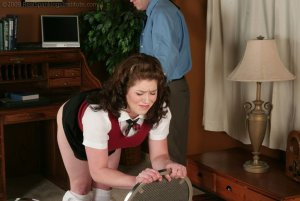 Real Spankings Institute - Betty And Jade Caught Smoking (part 3 Of 3) - image 17