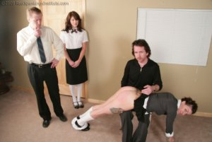 Real Spankings Institute - Jade: Handspanked By The Dean And Danny - image 4