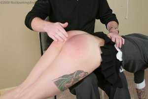 Real Spankings Institute - Jade: Handspanked By The Dean And Danny - image 3