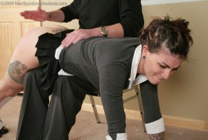 Real Spankings Institute - Jade: Handspanked By The Dean And Danny - image 11