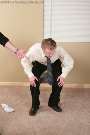 Real Spankings Institute - Jade: Handspanked By The Dean And Danny - image 10